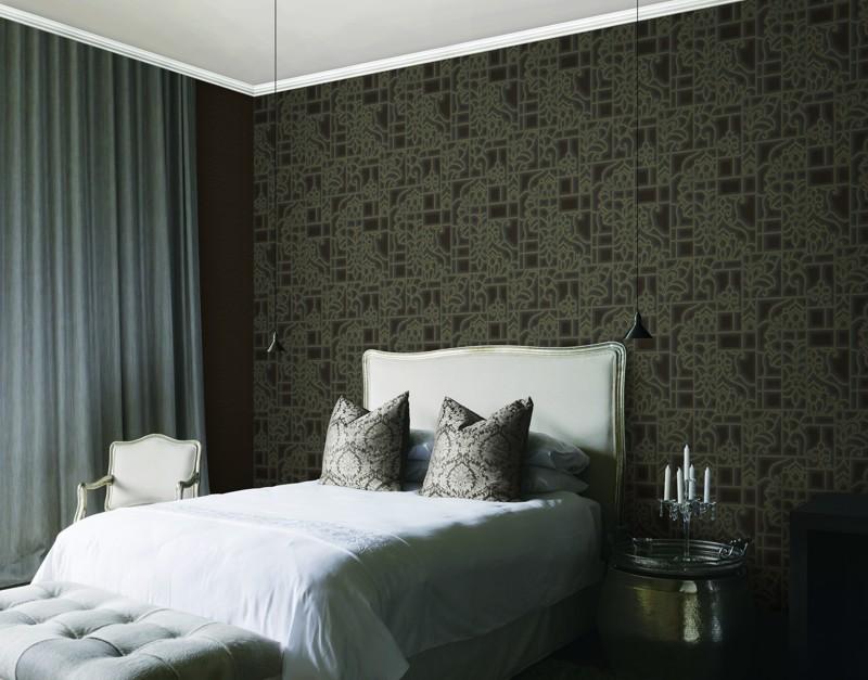 Những điều cần biết khi chọn giấy dán tường phòng ngủ