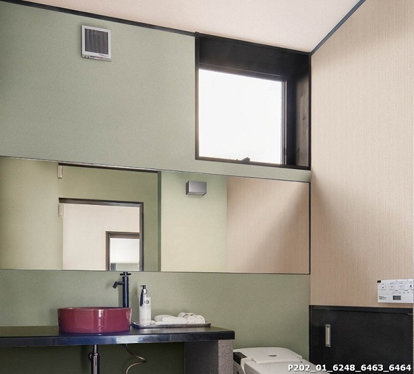 Giấy dán tường mang phong cách Nhật Bản